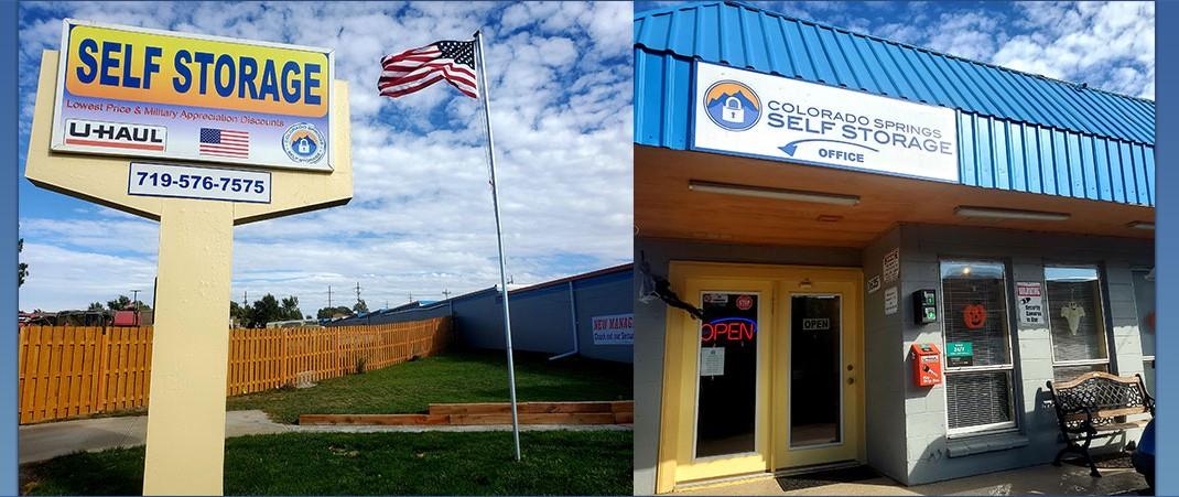 Colorado Springs Self Storage South