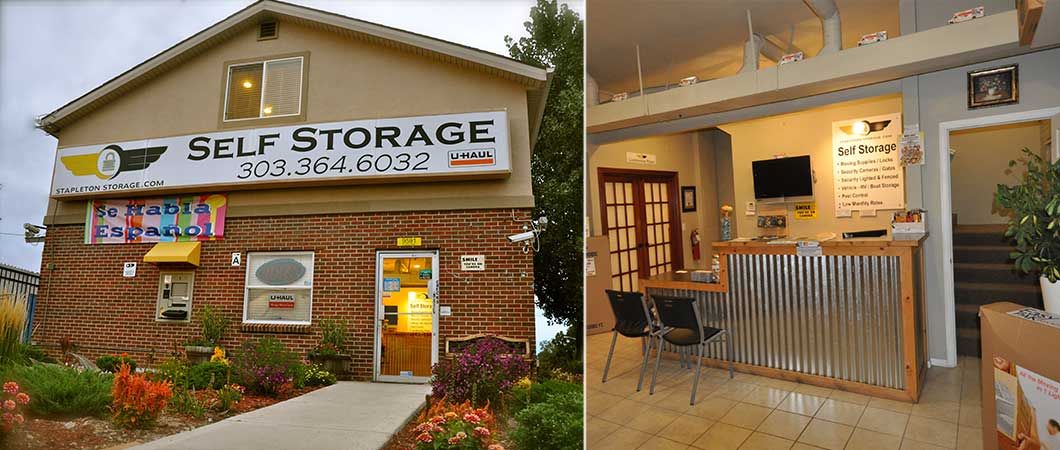 Stapleton Self Storage